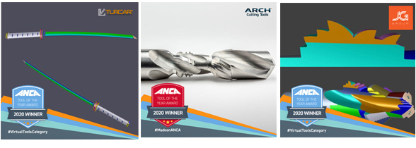 ARCH Cutting Tools tops ANCA's third 'Tool of the Year Competition'