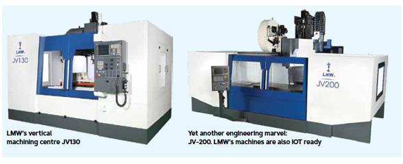 LMW CNC Machine