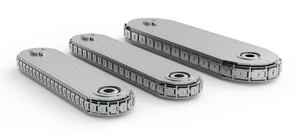 Precision Link Conveyors