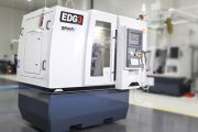 ANCA's new EDG with ANCA Motion SparX Erosion Generator decreases cycle time for PCD tools