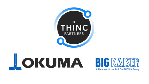 Okuma welcomes newest member to partners in THINC Network