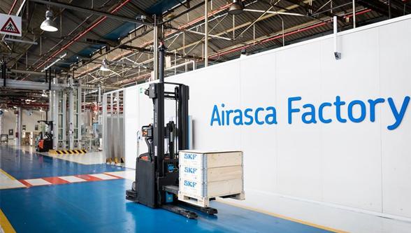 SKF invests SEK 400 million in Airasca