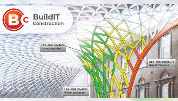 FARO® introduces BuildIT 2021 software suite