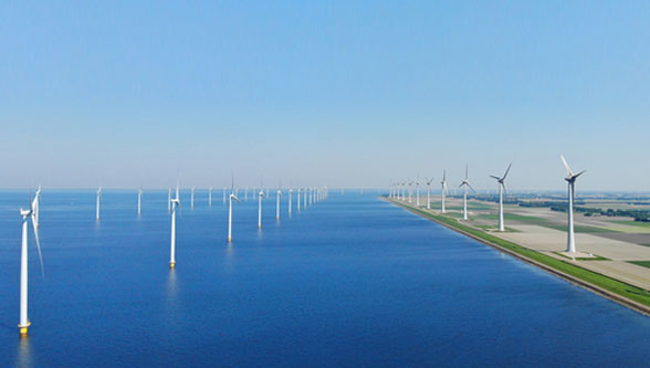 Contributing to the growth of the wind power industry