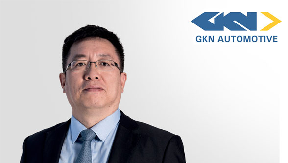 GKN Automotive appoints new president of china business