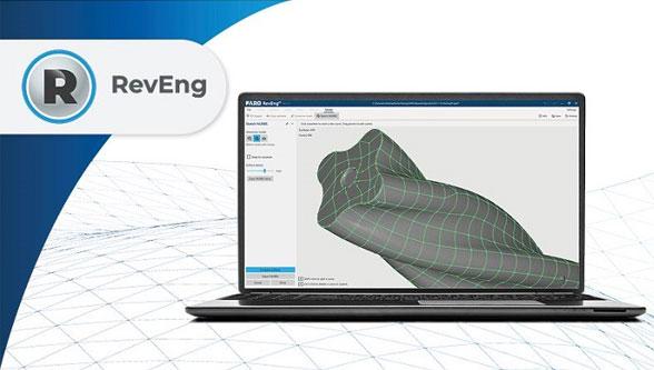 FARO® Releases RevEng™ Software 2021