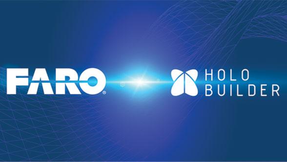 FARO Expands Digital Twin Product Suite - Acquires HoloBuilder Inc.