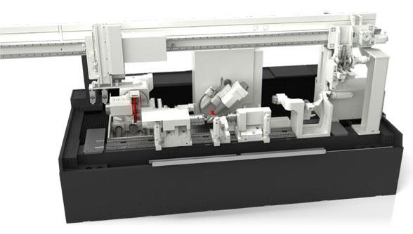 Cylindrical grinding machine JUMAT