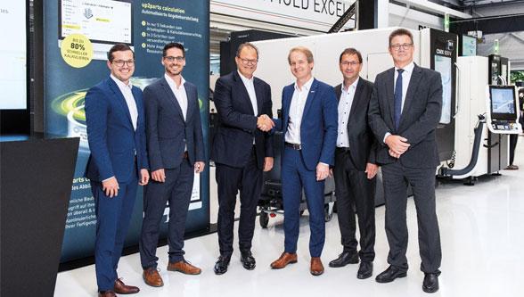 DMG MORI and Schaeffler intensify partnership