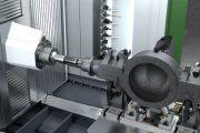 New CNC machine for truck rear axle machining