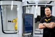 UNITED GRINDING Partners with TITANS of CNC for Manufacturing Education